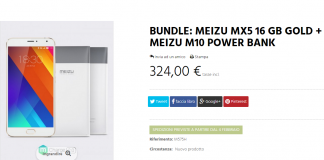 Meizu mx5 bundle meizumart