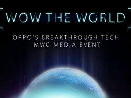 Invito Oppo MWC 2016