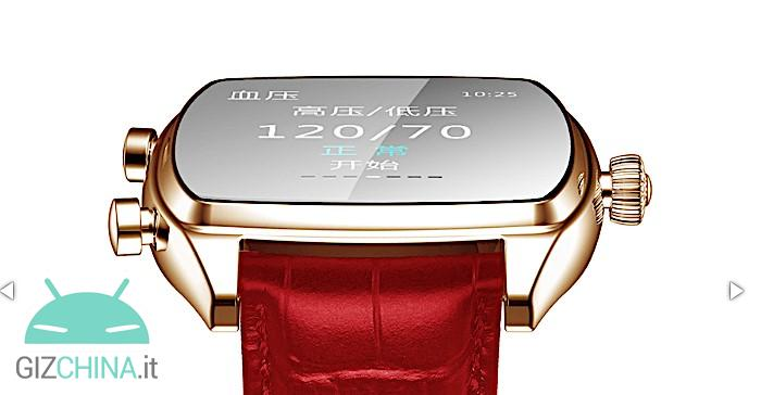 THL H-One: lo smartwatch senza touchscreen