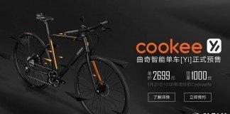 bicicletta smart