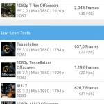 Huawei Mate 8 benchmark