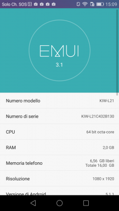 Software Honor 5X