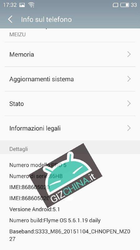 Meizu pro 5 bootloader