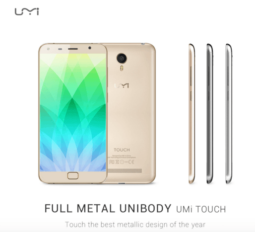 UMI Touch