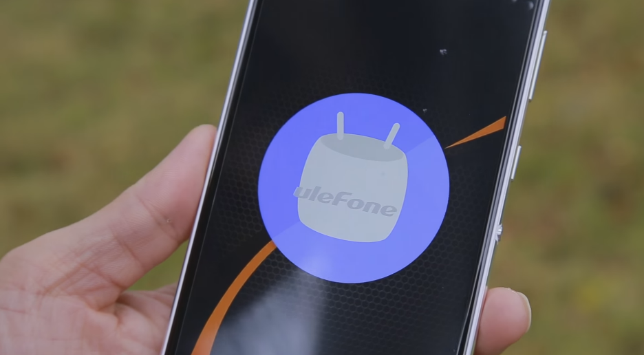 Ulefone Power android marshmallow