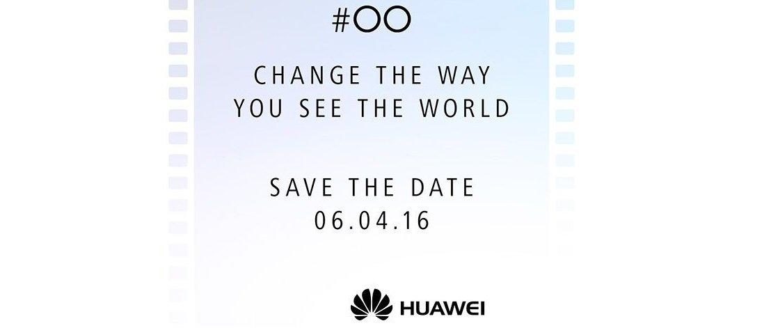Huawei P9 evento Evidenza