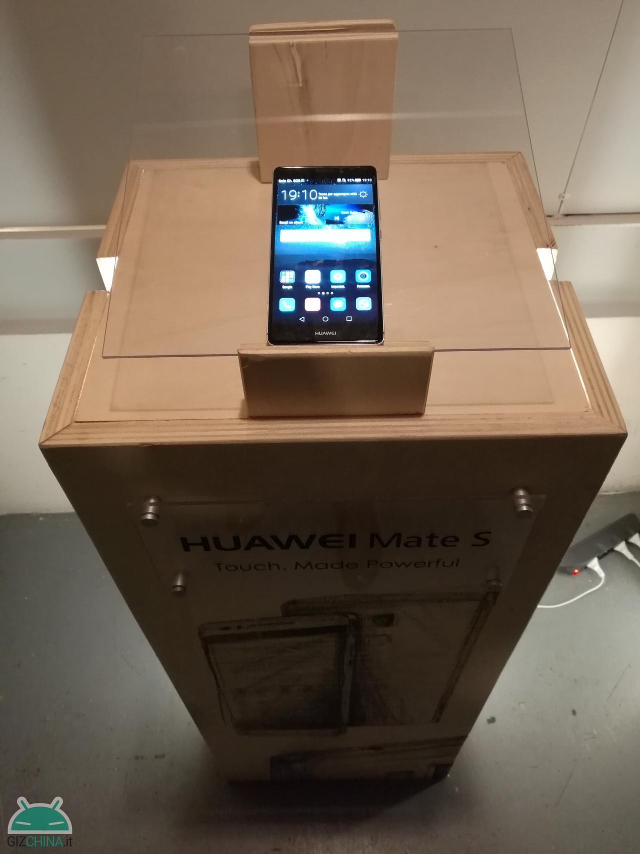 Evento Huawei Roma