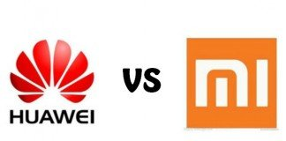 Huawei vs xiaomi