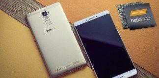 Benchmark Oppo R9 Helio P10