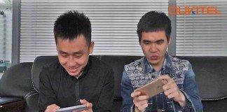 Oukitel K4000 Pro Video Humor iPhone
