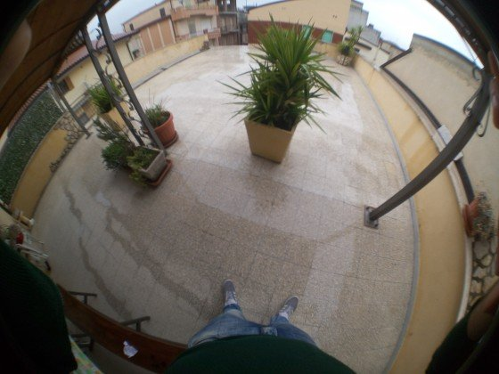 Super Wide Angle Lens