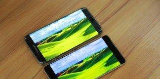 Futuro Ulefone vs. Samsung Galaxy S7 Edge