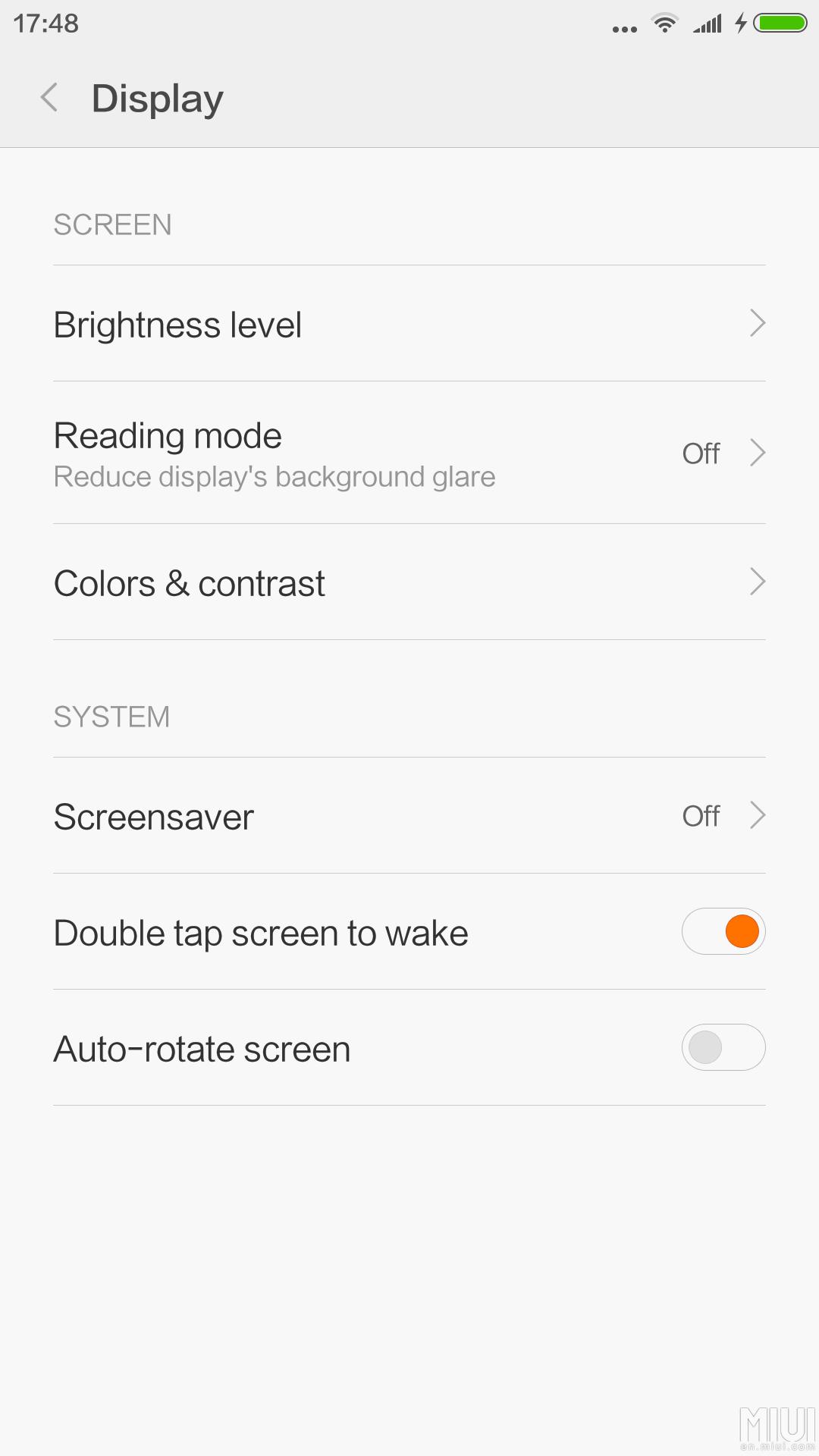 Xiaomi Mi 5 Tap