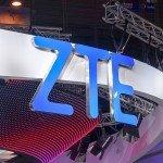ZTE Logo AH8
