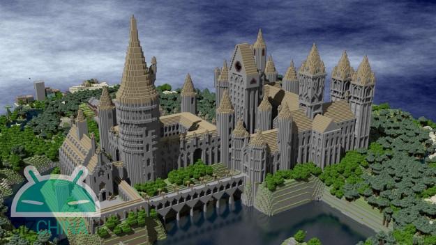 Favoriete Verdien € 12.600 kastelen bouwen op Minecraft! - GizChina.it &AR65