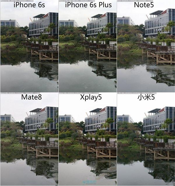 Confronto fotografico Xiaomi Mi 5