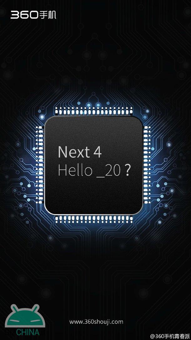 360 N4 helio x20 teasee