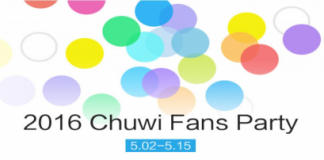 Chuwi Fans Party