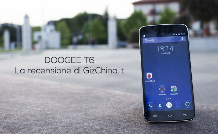 Doogee T6