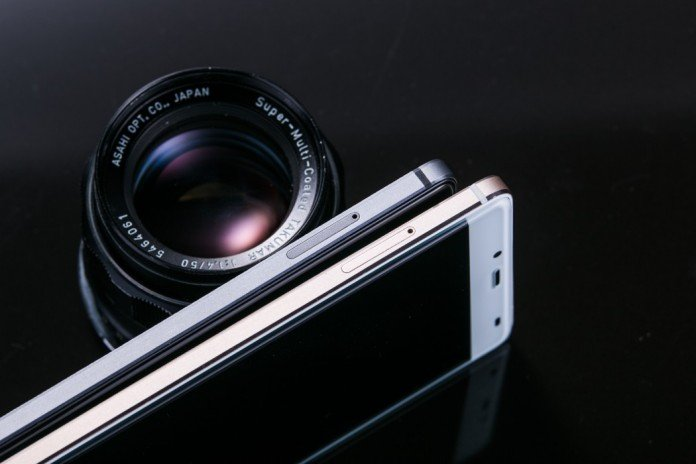 Elephone S3 render