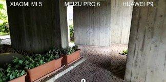 Meizu pro 6 vs xiaomi mi 5 vs huawei p9