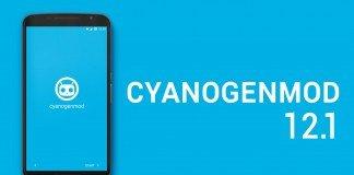 Cyanogen CyanogenMod 12.1