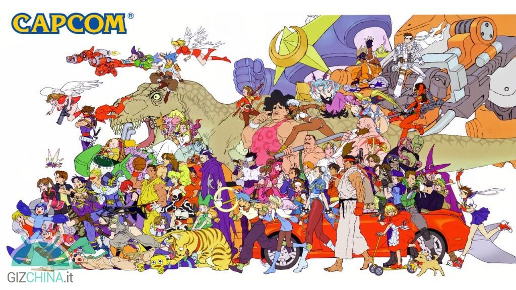 Personaggi Capcom