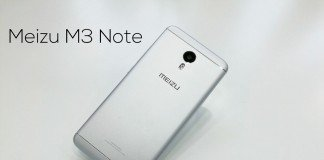 Meizu M3 Notes