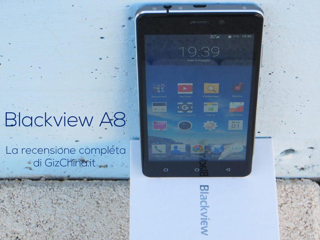 Blackview A8