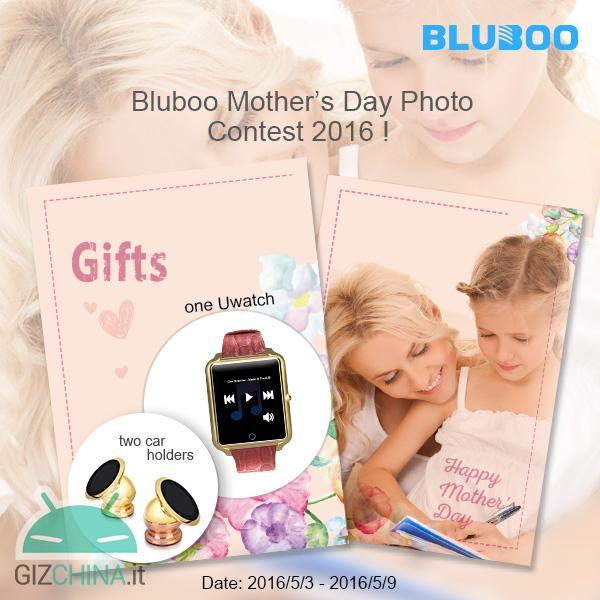 Bluboo Festa della Mamma