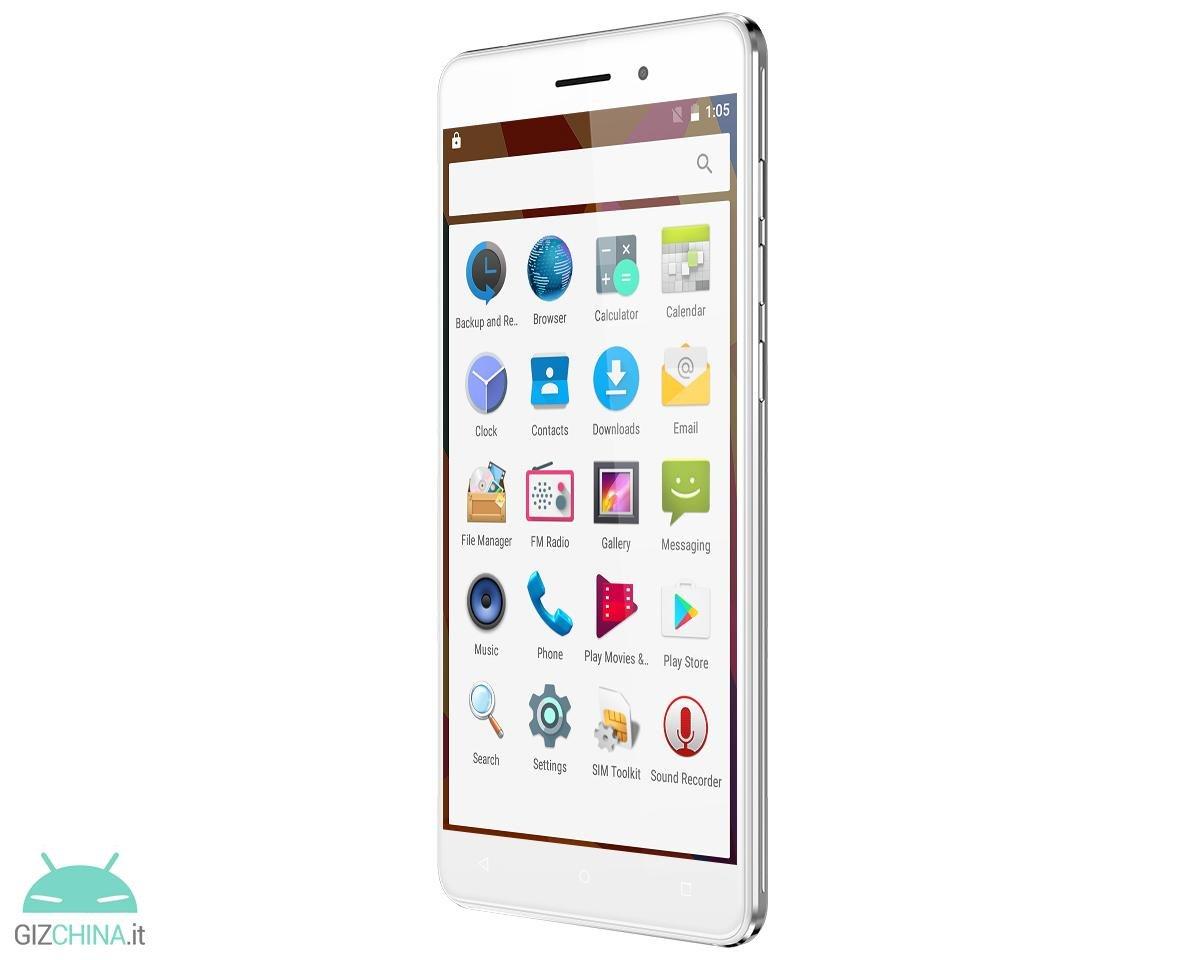 Bluboo Maya Android 6.0 Marshmallow