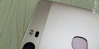 Câmera dupla Huawei Honor V8