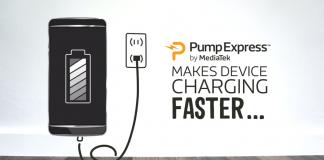 MediaTek Pump Express 3.0