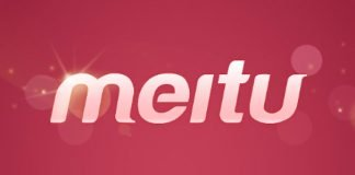 Logotipo de Meitu