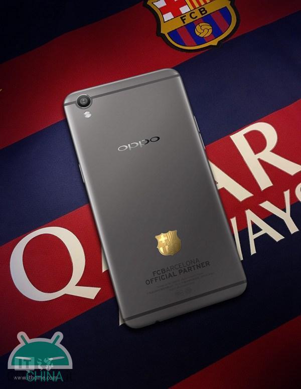 OPPO R9 FC Barcelona Edition