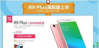 OPPO R9 Plus 128 GB