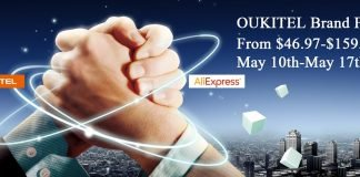 Oukitel Superdeals AliExpress