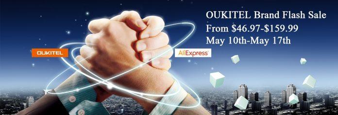 Oukitel Superdeals AliExpress