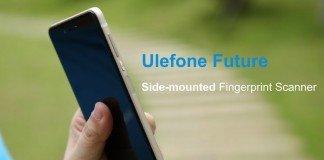 UleFone Futuro leitor ID
