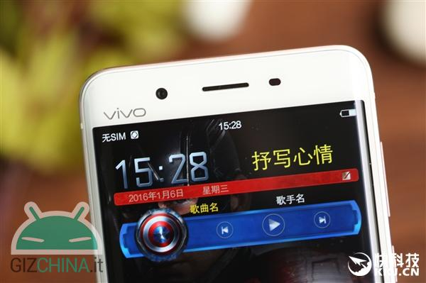Vivo xplay 5 team cap edition