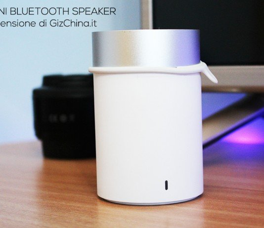 Xiaomi Mini alto-falante Bluetooth 2