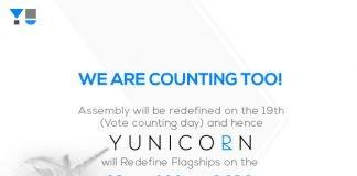 YU Yunicorn convite