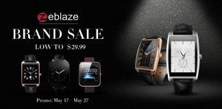 Zeblaze Brand Sale