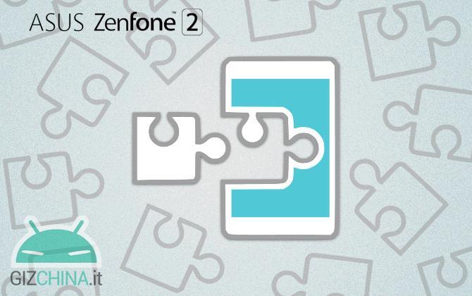 Asus Zenfone 2 Xposed