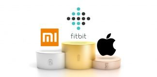 Fitbit Xiami Apple usable