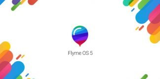 Atualização do Flyme OS 5.1.5.0G