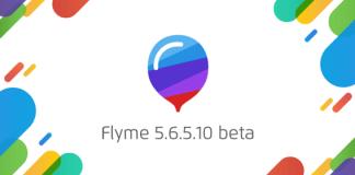 Flyme beta 5.6.5.10