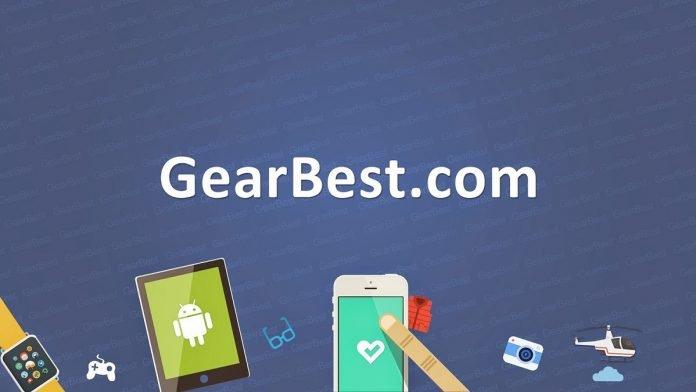 logo chińskiego smartfona gearbest