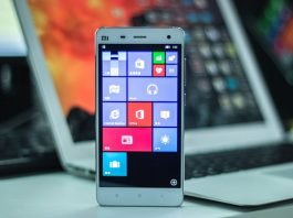 Mi4 Windows 10 main