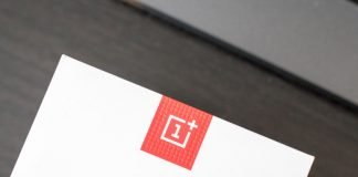 Logotipo de caja OnePlus